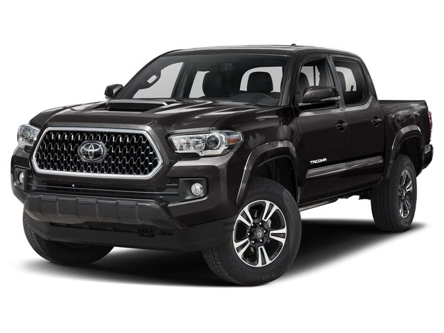 2019 Toyota Tacoma D-5 V6 6A SPT Truck Double Cab