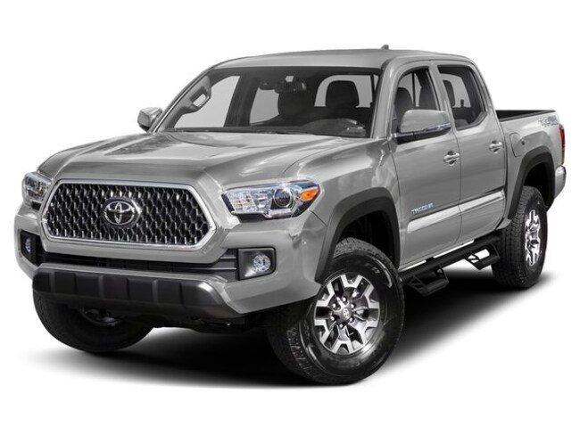2019 Toyota Tacoma TRD Truck Double Cab