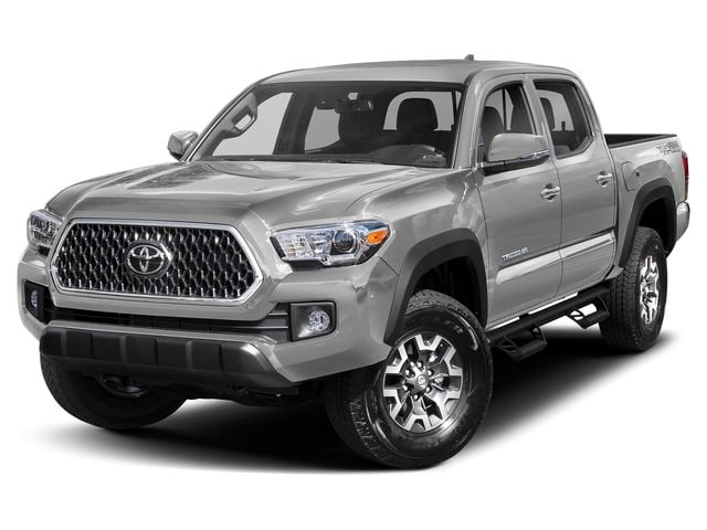 New 2019 Toyota Tacoma Truck Double Cab TRD Off Road V6