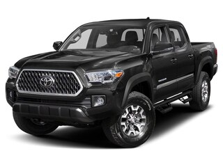 New 2019 Toyota Tacoma TRD Off Road V6 Truck Double Cab serving Baltimore