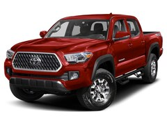 Used 2019 Toyota Tacoma TRD Off Road V6 Truck Double Cab in Altus, OK
