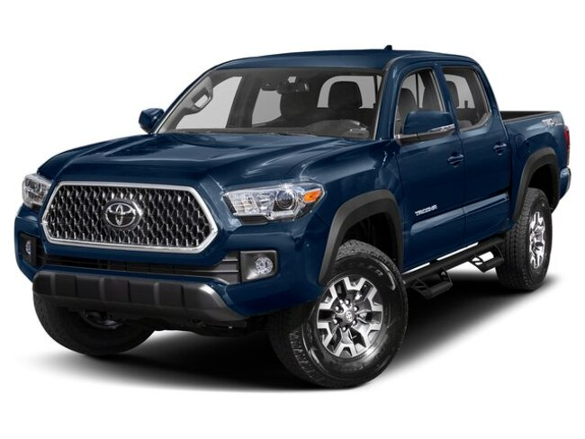 New Toyota vehicle 2019 Toyota Tacoma TRD Off Road Truck Double Cab for sale in Peoria, AZ near Phoenix