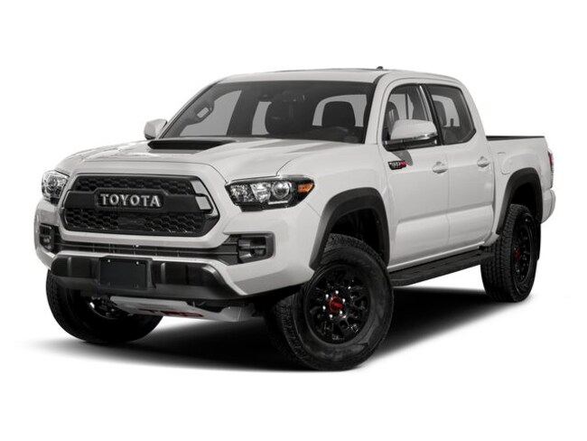 2019 Toyota Tacoma TRD Pro Double Cab 5 Bed V6 AT Truck Double Cab