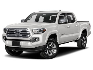 New 2019 Toyota Tacoma Limited V6 Truck Double Cab serving Baltimore