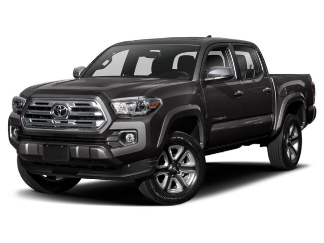 New 2019 Toyota Tacoma Limited V6 Truck Double Cab 3TMGZ5AN0KM189521 for sale in Riverhead, NY