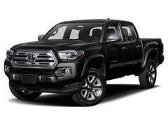 New 2019 Toyota Tacoma Limited V6 Truck Double Cab 3TMGZ5AN8KM219641 for sale in Riverhead, NY