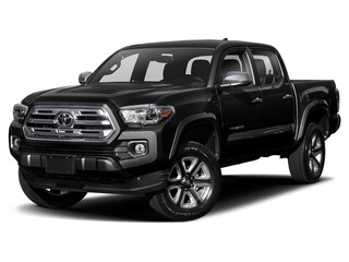 2019 Toyota Tacoma 4WD Limited Double Cab 5 Bed V6 AT Truck