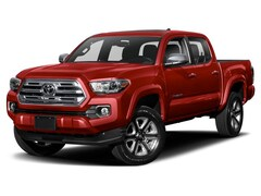 New 2019 Toyota Tacoma Limited V6 Truck Double Cab For Sale in Bennington, VT