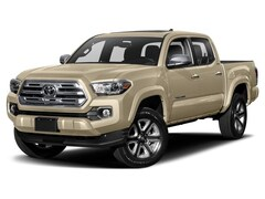 New 2019 Toyota Tacoma Limited V6 Truck Double Cab in San Antonio, TX