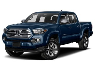 New Toyota trucks 2019 Toyota Tacoma Limited Truck Double Cab for sale near you in Peoria, AZ