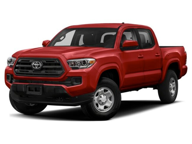 2019 Toyota Tacoma SR5 4X4 DOUBLE CAB Truck Double Cab