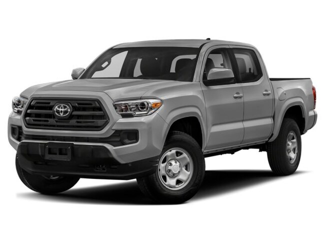 New 2019 Toyota Tacoma SR5 V6 Truck Double Cab for sale in Boston MA