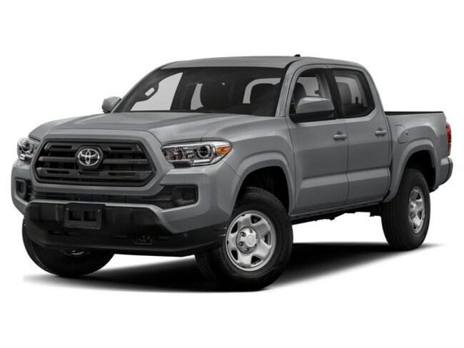 2019 Toyota Tacoma SR5 Double Cab 6 Bed V6 AT Truck Double Cab