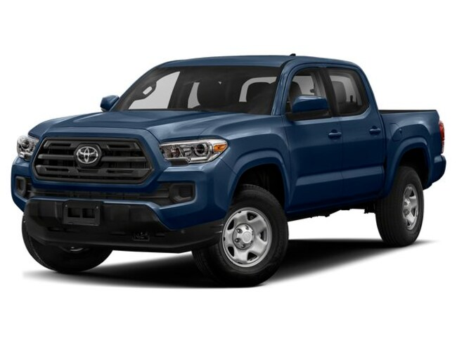2019 Toyota Tacoma D-6 V6 6A SR5 Truck Double Cab