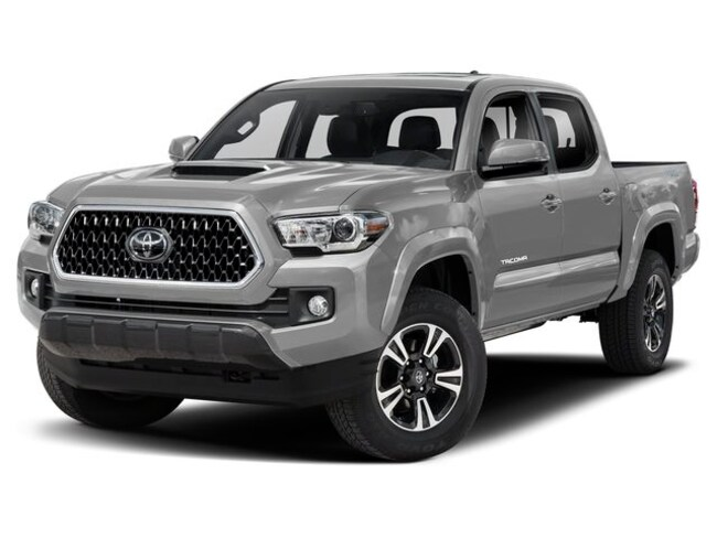 New 2019 Toyota Tacoma TRD Sport V6 4x4 for sale in Streamwood, IL