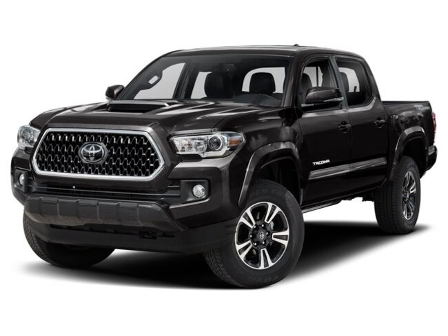 New 2019 Toyota Tacoma TRD Sport V6 Truck Double Cab in Silver Spring, MD