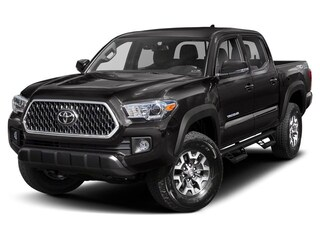 New 2019 Toyota Tacoma TRD Off Road V6 Truck Double Cab Klamath Falls, OR