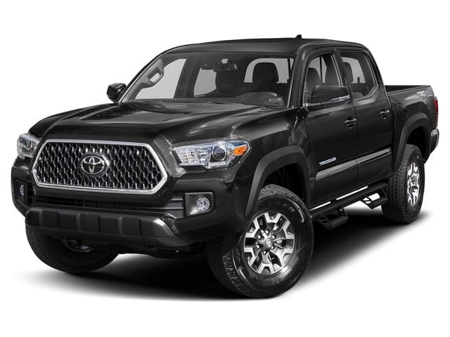 Featured New 2019 Toyota Tacoma TRD Off Road V6 Truck Double Cab for sale in Corona, CA