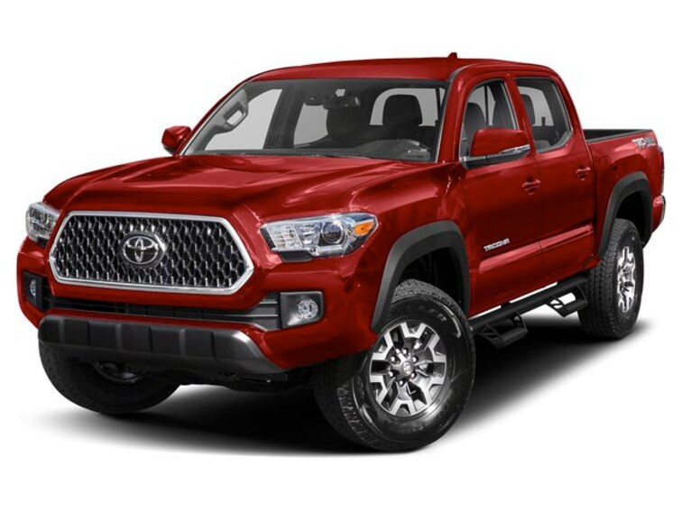 Used 2019 Toyota Tacoma 4WD TRD Off Road TRD Off Road Double Cab 6 Bed V6 AT in Bellevue, WA