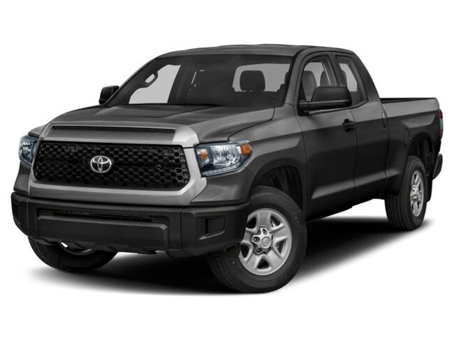 New 2019 Toyota Tundra SR5 5.7L V8 Truck Double Cab San Antonio