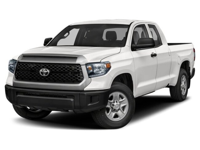 New 2019 Toyota Tundra SR5 5.7L V8 w/FFV Truck Double Cab For Sale in Pekin, IL