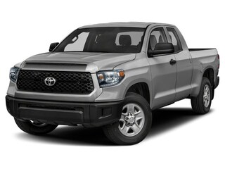 New 2019 Toyota Tundra SR5 Double Cab 6.5 Bed 5.7L FFV Truck Double Cab
