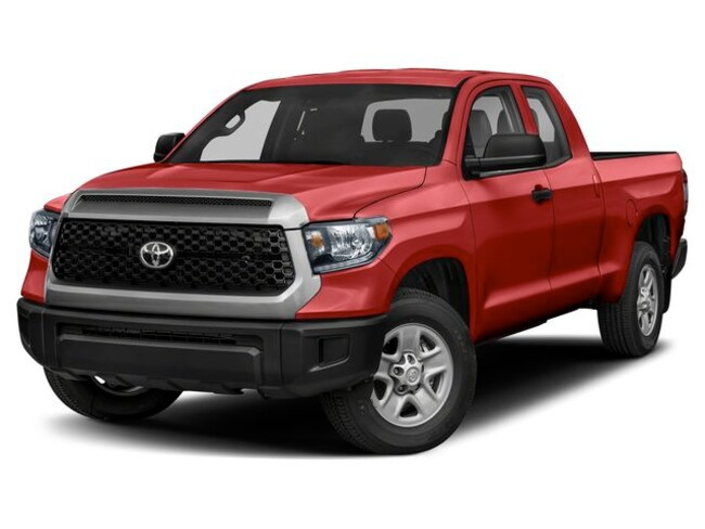 New 2019 Toyota Tundra SR5 5.7L V8 w/FFV Truck Double Cab in Appleton