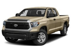New 2019 Toyota Tundra SR5 5.7L V8 w/FFV Truck Double Cab in Easton, MD