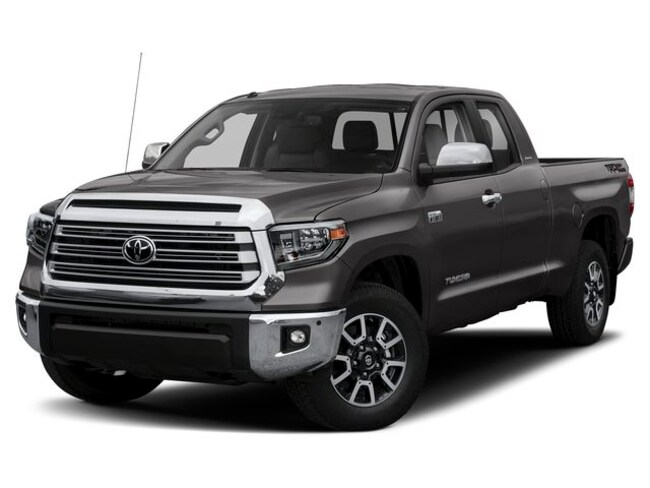 New 2019 Toyota Tundra Limited 5.7L V8 Truck Double Cab in greater Hartford