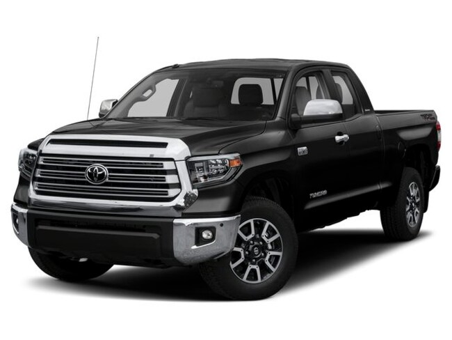 New 2019 Toyota Tundra Limited 5.7L V8 Truck Double Cab for sale in Boston MA