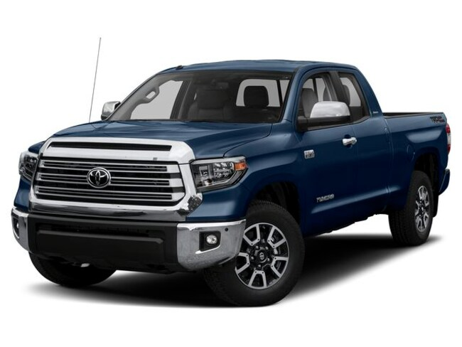 2019 Toyota Tundra Limited Double Cab 6.5 Bed 5.7L Truck Double Cab