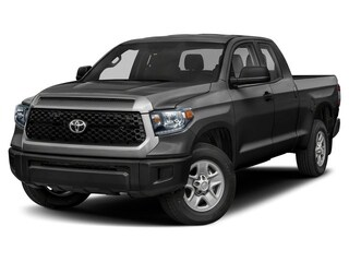 New 2019 Toyota Tundra SR5 Double Cab 8.1 Bed 5.7L Truck Double Cab