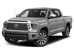 New 2019 Toyota Tundra Limited 5.7L V8 Truck CrewMax in San Antonio, TX