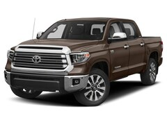 New 2019 Toyota Tundra Platinum 5.7L V8 Truck CrewMax for sale in Temple TX