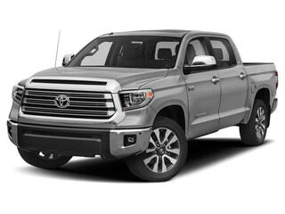 new 2019 Toyota Tundra SR5 5.7L V8 w/FFV Truck CrewMax for sale in Washington NC