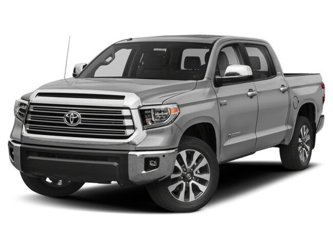 New 2019 Toyota Tundra SR5 5.7L V8 w/FFV Special Edition Truck CrewMax League City, TX
