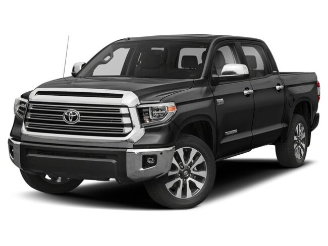 New 2019 Toyota Tundra SR5 5.7L V8 w/FFV Truck CrewMax For Sale in Durham, NC