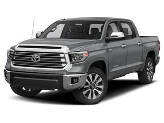 New 2019 Toyota Tundra SR5 Crewmax 5.5 Bed 5.7L FFV Truck CrewMax