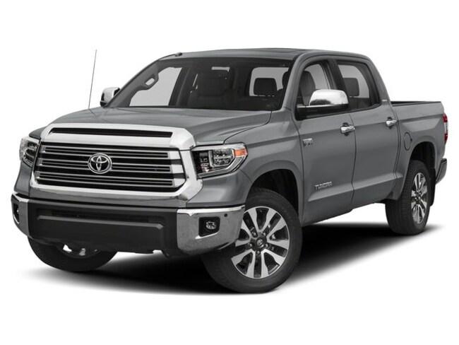 New 2019 Toyota Tundra SR5 5.7L V8 w/FFV Special Edition Truck CrewMax in Bossier City, LA