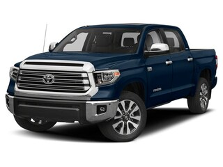 New 2019 Toyota Tundra SR5 5.7L V8 w/FFV Truck CrewMax for Sale in Marion