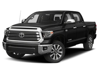 New 2019 Toyota Tundra SR5 5.7L V8 Truck CrewMax for sale near you in Auburn, MA
