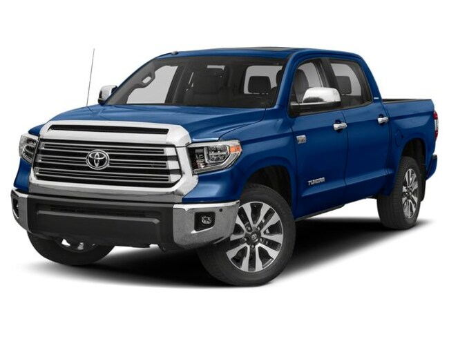 New 2019 Toyota Tundra TRD Pro 5.7L V8 Truck CrewMax for sale in Portsmouth, NH