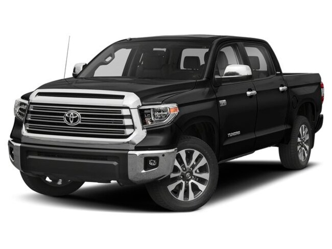 New 2019 Toyota Tundra Limited 5.7L V8 Truck CrewMax for sale in the Brunswick, OH