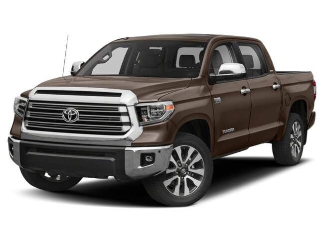 New 2019 Toyota Tundra Limited 5.7L V8 Truck CrewMax for sale in Greenfield