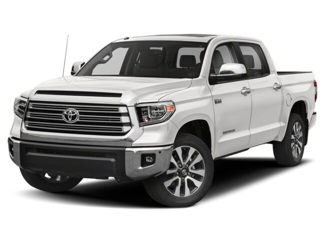 New Toyota 2019 Toyota Tundra Platinum 5.7L V8 Truck CrewMax for sale in Colorado Springs, CO