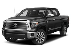 New Toyota  2019 Toyota Tundra Platinum 5.7L V8 Truck CrewMax For Sale in Santa Maria