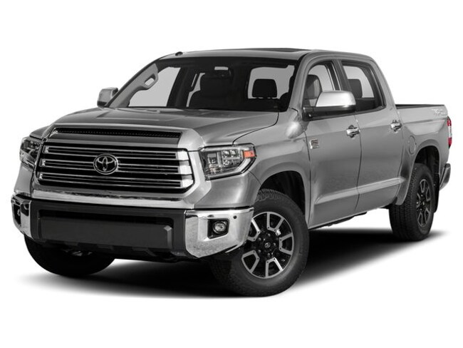 New 2019 Toyota Tundra 1794 5.7L V8 Truck CrewMax for sale in Temple, TX