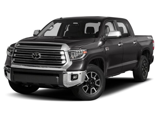 New 2019 Toyota Tundra 1794 5.7L V8 Truck CrewMax in Annapolis