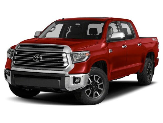 New Toyota vehicle 2019 Toyota Tundra 1794 Edition Truck CrewMax for sale in Peoria, AZ near Phoenix