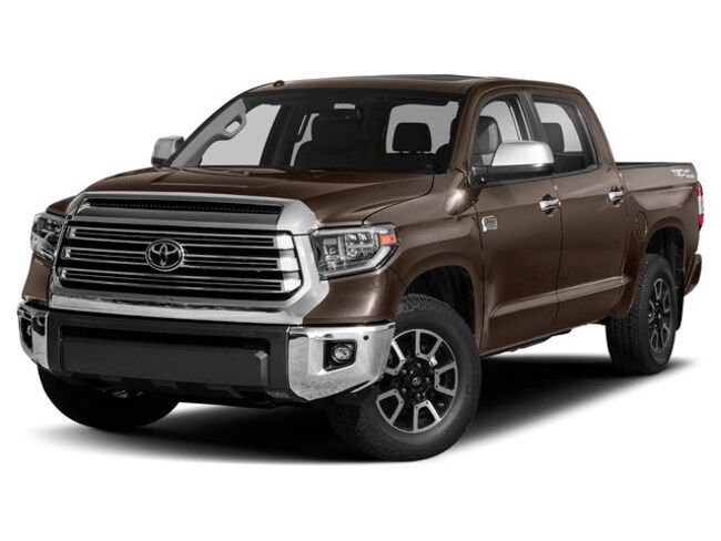 2019 Toyota Tundra 1794 4D CrewMax For Sale in Redwood City, CA